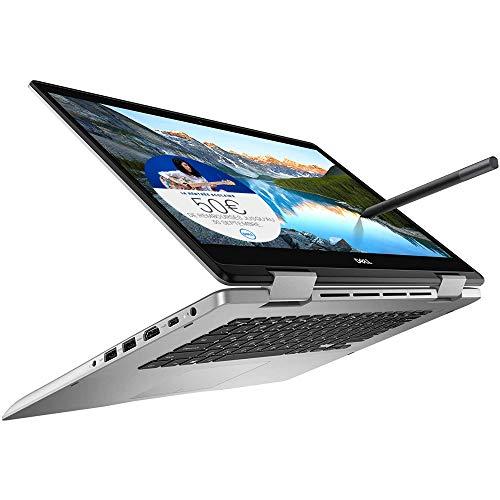 classement un comparer Ordinateur portable Dell Inspiron 14-54912-en-1 à écran tactile 1920 × 1080 Full HD IPS argent (Intel…