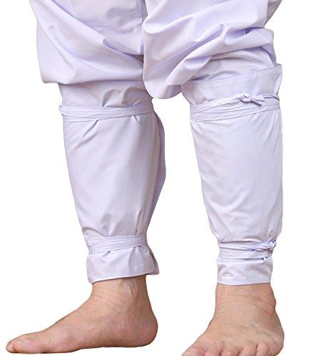 脚絆 白 きゃはん