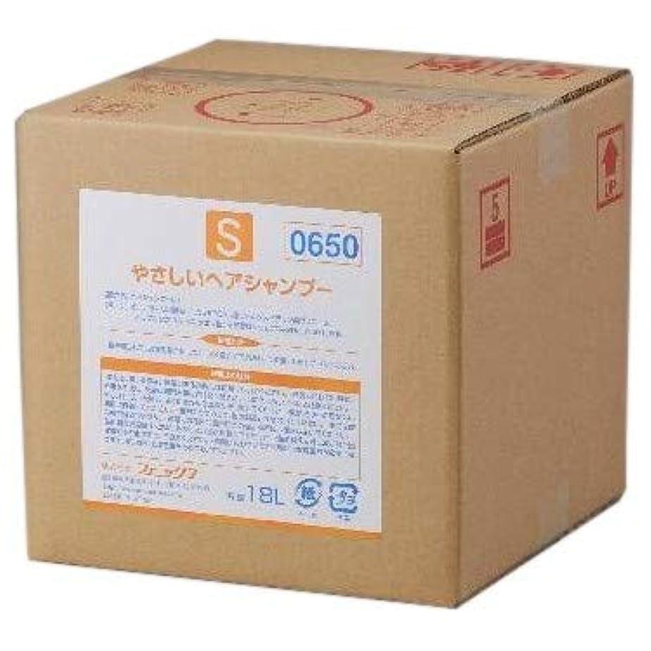 フラフープ腫瘍傑作やさしいヘアシャンプー / 00110738 18L 1缶