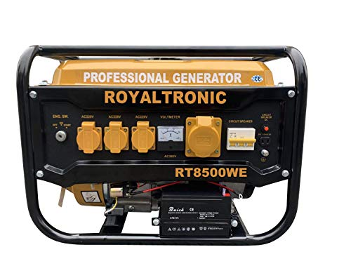 Royaltronic -  Elektro Start Benzin