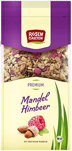 Rosengarten Bio Mandel-Himbeer Müsli (6 x 375 gr)