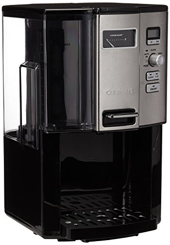 Cuisinart DCC-3000FR 12 Cup Coffee on Demand Programmable Coffee Maker (Renewed),Chrome