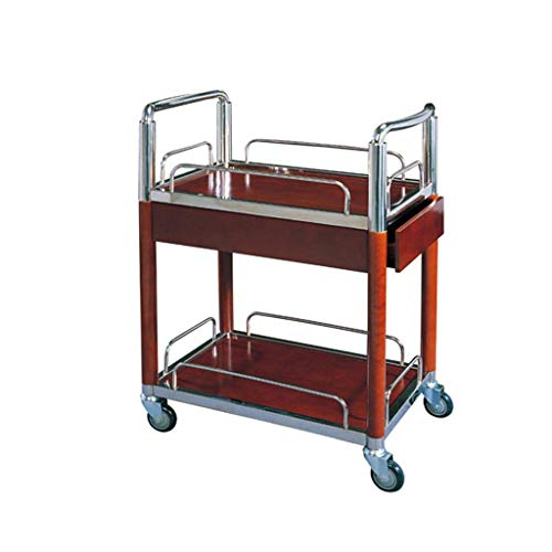 Why Choose BBG Trolley Recycling Vehicles Multifunction Portable,Tool Cart Tea Wine Cart Dessert Car...