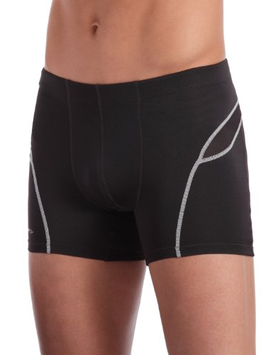 Craft Herren Radunterhose Cool Bike Boxer Boxershort, Black, S