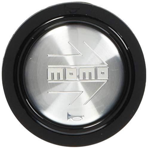 MOMO(モモ) ホーンボタン 【アロー ポリッシュ】 ARROW POLISH (センターリング付き) HBR-03