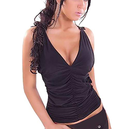 Reizwäsche Dessous Lingerie Damen Sexy V-Ausschnitt Nachthemd Spitze Negligee Unterwäsche Erotik Sleepwear Kleid,Spitze Tank Tops,Frauen Mode Sommer ärmellose beiläufige lose Tank Tops Shirts Weste