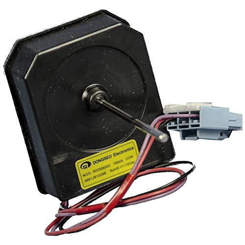 Motor Ventilador Condensador 4681JB1029B RDD056X02 Frigorífico Original LG