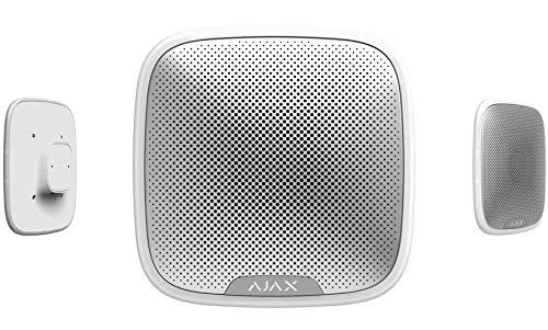 StreetSiren für den Außenbereich, mit LED, für Alarmanlage von AJAX