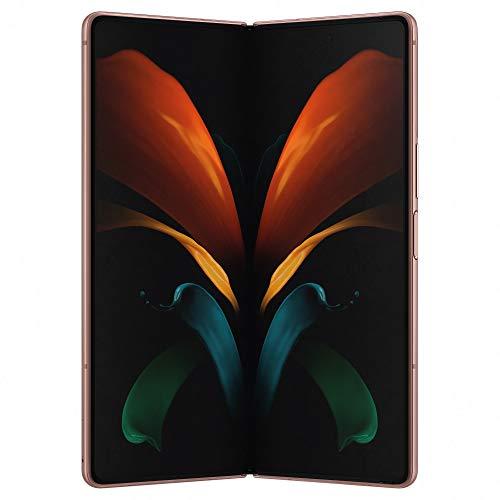 Samsung Galaxy S7 Edge Smartphone, 256 GB, Marrone