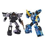 Transformers Generations War for Cybertron Galactic Odyssey Collection Dominus Criminal Pursuit 2-Pack, AMAZON EXCLUSIVE, Ages 8 and Up, 5.5-inch