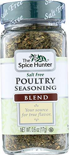 The Spice Hunter (NOT A CASE) Salt Free Poultry Seasoning Blend