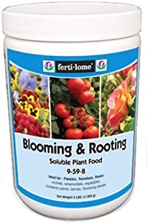 fertilome blooming and rooting