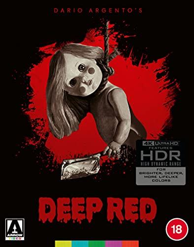 Deep Red [Limited Edition] UHD [Blu-ray]