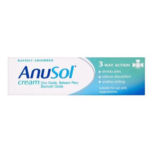 Anusol Haemorrhoids (Piles) Treatment Cream - 43g by Anusol