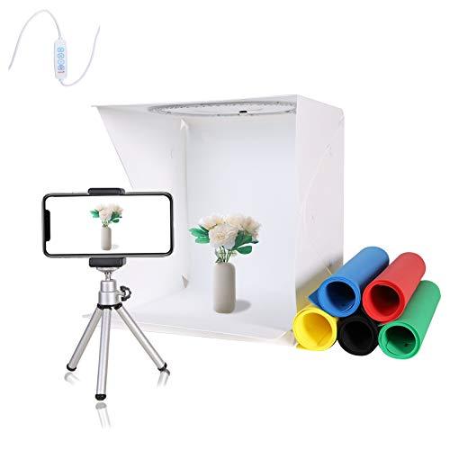 QYXINC Photo Studio Light Box with …