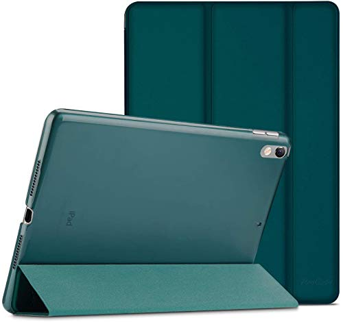 KNEKT - Smart Case Cover For Apple iPad 10.2 inch 7th & 8th Generation Slim Protective Stand Cover (2019/2020 Editions) Magnetic Auto Wake/Sleep (Emerald Green)