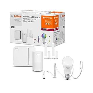 scheda ledvance ledvance & bosch smart home sh, kit allarme zb flex 3p 2x1 ldvbo, rgbw