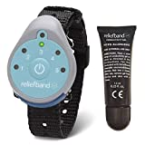 Reliefband Classic Anti-Nausea Wristband – No Side Effects, FDA Cleared, Clinically Proven, Non-Drowsy Nausea Relief Band for Hangovers, Anxiety, Motion Sickness, Car Sickness (Teal)