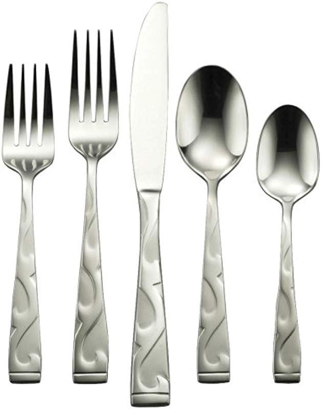 Oneida Tuscany 20 Piece Flatware Set Service For 4 B340020C