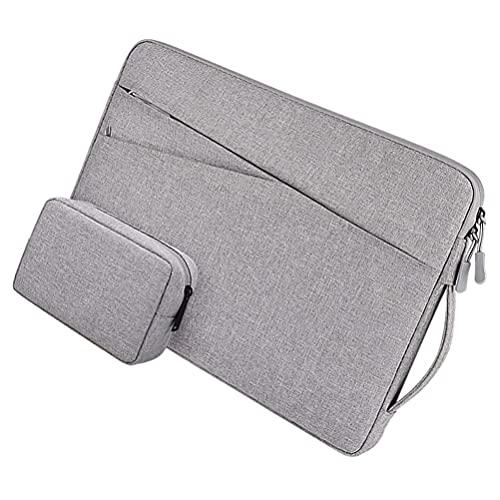 SOLUSTRE Bolsa para laptop de 14,1 polegadas, 15,6 polegadas, 16 polegadas, bolsa para laptop, tablet, negócios, bolsa para laptop, para mulheres e homens