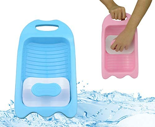 Washboard for Laundry Mini Hand Washing Machine Underwear Washboard Instrument Washboard for product image