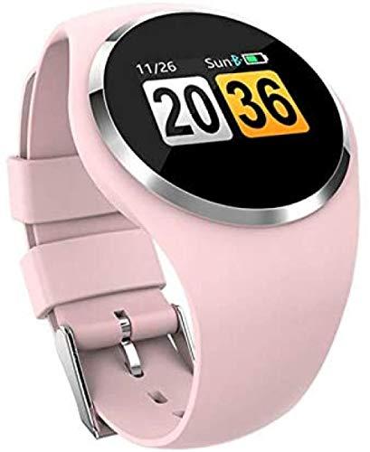 Reloj inteligente Ip67 impermeable pulgadas color pantalla LCD señoras reloj presión arterial ritmo cardíaco Monitores smartwatch para Android IOS-D