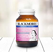 Blackmores Marine Collagen Co q10 plus contains 60 capsules.Supplements and health products, supplements for beauty