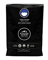 MEDIUM ROAST, WHOLE BEAN: Smooth, savory, seductive. The Three Sisters are a trio of towering Canadian Rocky Mountains. Pay homage to these powerful peaks Tasting notes, brew method: Well rounded and complex with notes of sweet tobacco, stone fruit a...