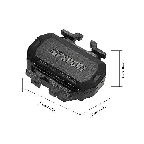Trittfrequenzsensor iGPSPORT C61 Dual Modul Bluetooth und ANT + - 2
