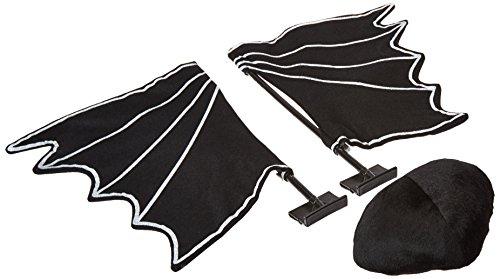 Mystic Industries Black Bat Halloween Vehicle Costume