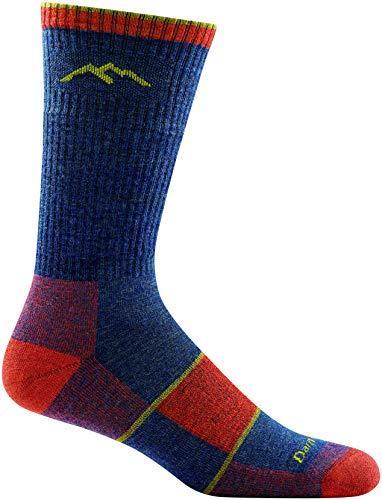 DARN TOUGH (Style 1405) Men's Hiker Hike/Trek Sock - Denim, Medium