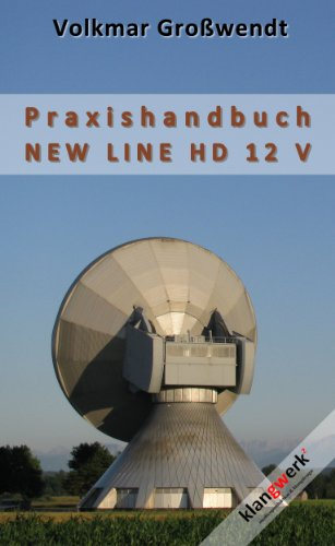 Bedienungsanleitung New Line HD 12 V (German Edition)