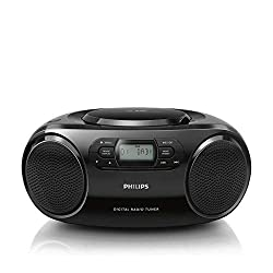This radio DAB+ provides excellent sound quality without any crackling. Enjoy an extensive radio experience with DAB+ (Digital Audio Broadcasting) This portable CD player reproduces your music with a touch of variety. It's easy to play CDs, CD-Rs and...