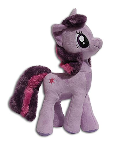 Twilight Sparkle 31cm My Little Pony Muñeco Peluche Violeta Unicornio Alas Estrella Magia Mi Pequeño Poni Ponis Serie TV Hasbro Caballo