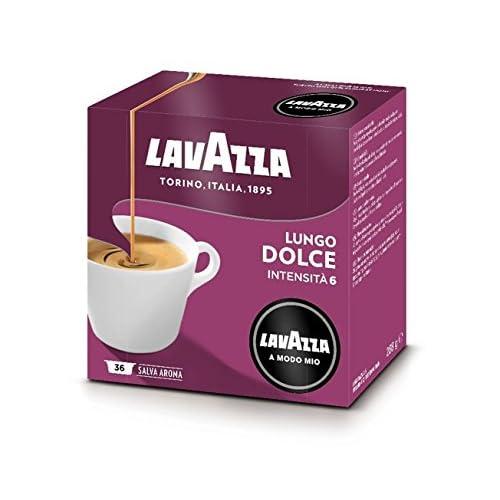 16 X Lavazza A Modo Mio Espresso Soave Machine à café dosettes capsules