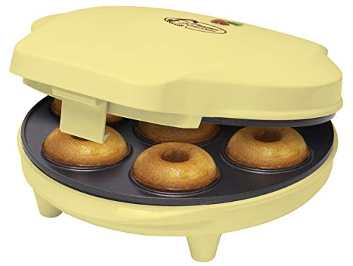 Bestron ADM218SD Cupcake & Donut Maker, 700 W,...