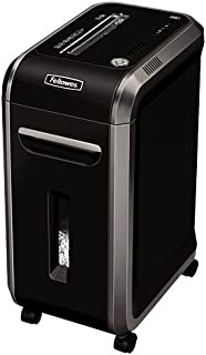 Fellowes Powershred 99Ci 18-Sheet Capacity, 100% Jam Proof Cross-Cut Paper Shredder