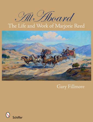 All Aboard: The Life and Work of Marjorie Reed