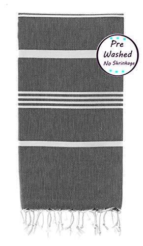 Nature Is Gift Turkish Towel Set Cotton Bath Beach Spa Sauna Hammam Yoga Gym...
