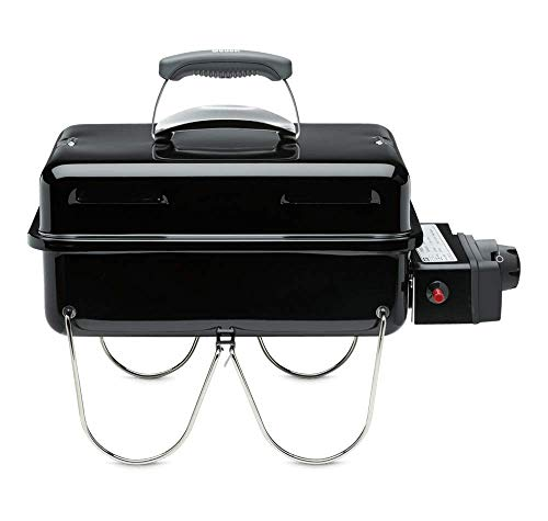Weber 1141056 Go Anywhere Barbecue à Gaz Noir