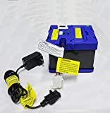 24 Volt Battery and Charger Compatibal with for Kids Battery Powered Ride On Action Wheels Motion Trendz Mega Tredz Yamaha Grizzly Monster Jam Grave Digger Thunder Tank