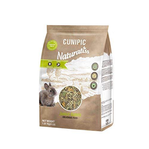 CUNIPIC Naturaliss Junior Rabbit 1,81 Kg 1810 g ⭐