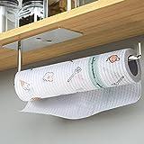 Küchenrollenhalter ohne Bohren,ACEMETER Küchenpapierhalter Wandmontage,Küchenpapierhalt...