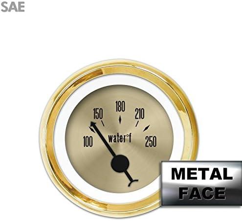 Aurora Instruments Classic 4229 American Classic Water Temperature Max 40% OFF Gauge