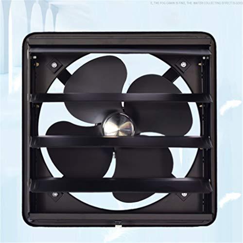 YOUCHOU Extractor de baño, Extractor de Cocina, Extractor de Escape Industrial, Humo de Cocina, Fuerte, silencioso para el hogar, Ventilador de ventilación de 8 Pulgadas