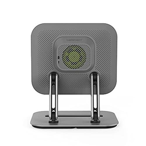 Soporte para computadora portátil Soporte radiador Escritorio portátil para Aumentar el Estante suspendido Soporte de elevación Plegable