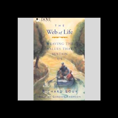 The Web of Life audiobook cover art
