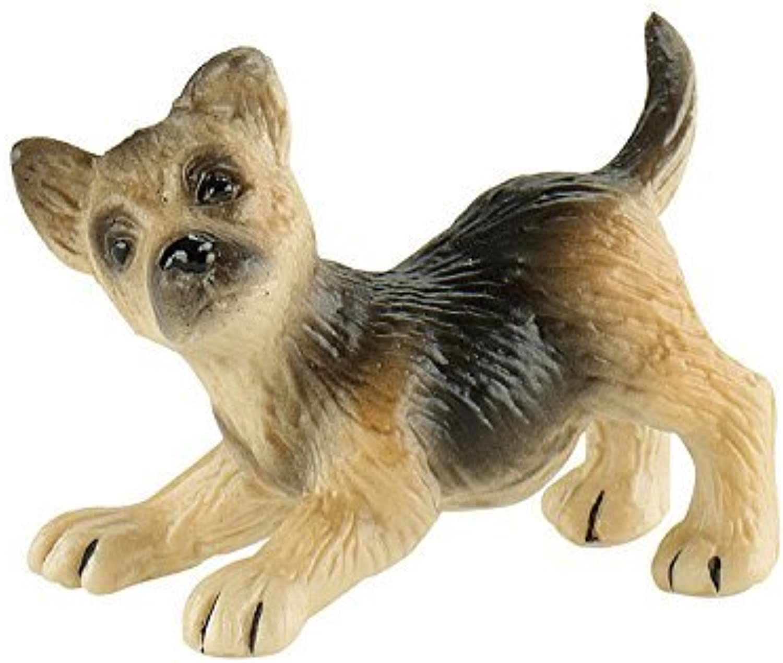 Bullyland German Shepard Puppy Rocky Figurine by Bullyland