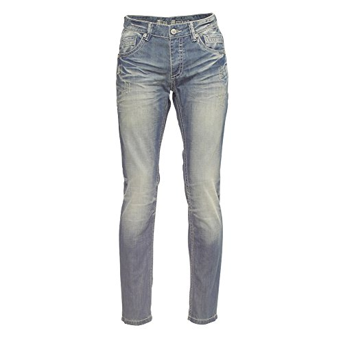 Blue Monkey Men Jeans Freddy BM4288 Light Blue, blau