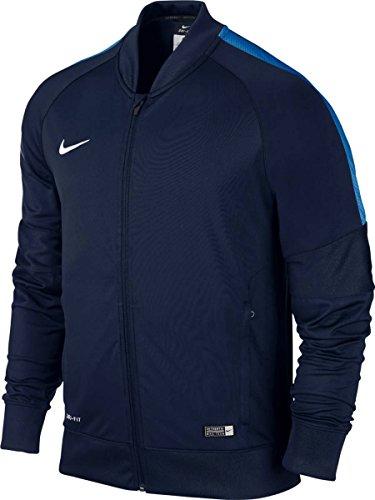 Nike Jacket Squad15SDLN Knit, Kinder, Blau, XS (116–128)